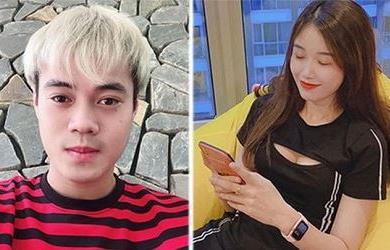 Tiền đạo Văn Toàn và bạn gái Nhung Bum chia tay