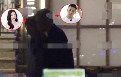 Mỹ nhân 'đào hoa' nhất Cbiz - Kim Thần bị bắt gặp say xỉn và hôn trai trẻ trên xe