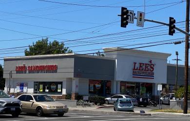 Sử dụng chất độc hại trong thực phẩm, Lee's Sandwiches bị tạm ngưng hoạt động
